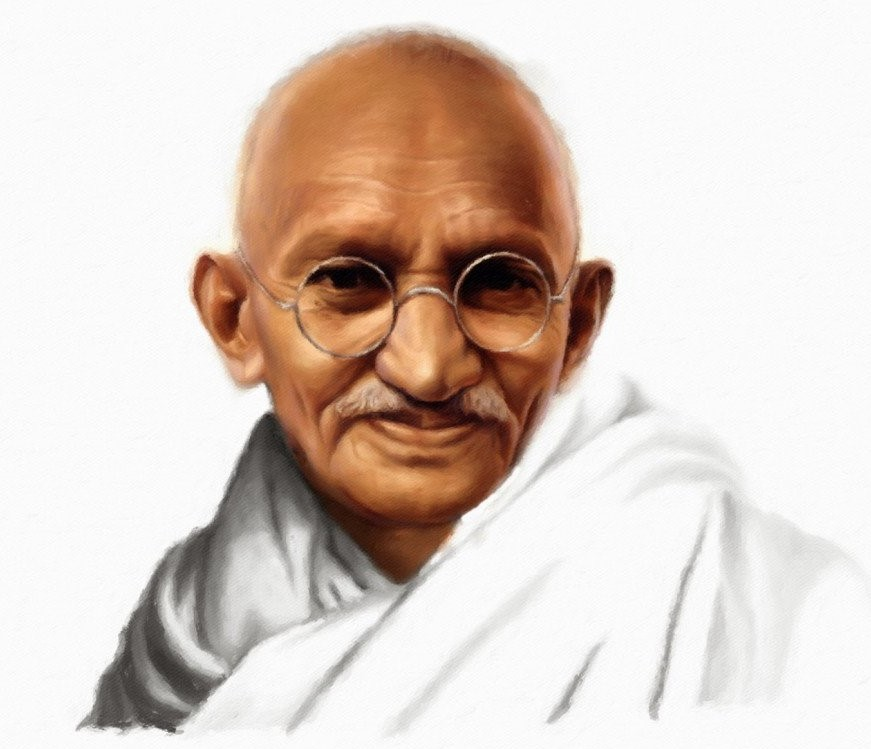 Махатма Ганди, харизматична личност, харизма, голям оратор, убедителна комуникация, изкуството да убеждаваш